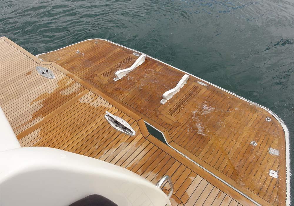 aquastar all boat services recent project