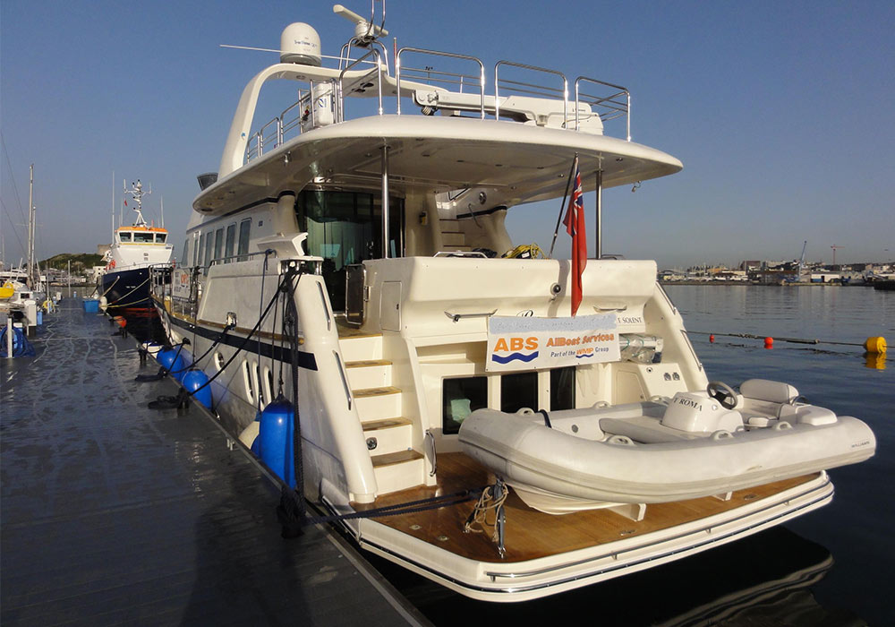 all boat services aquastar bow thruster recent projects