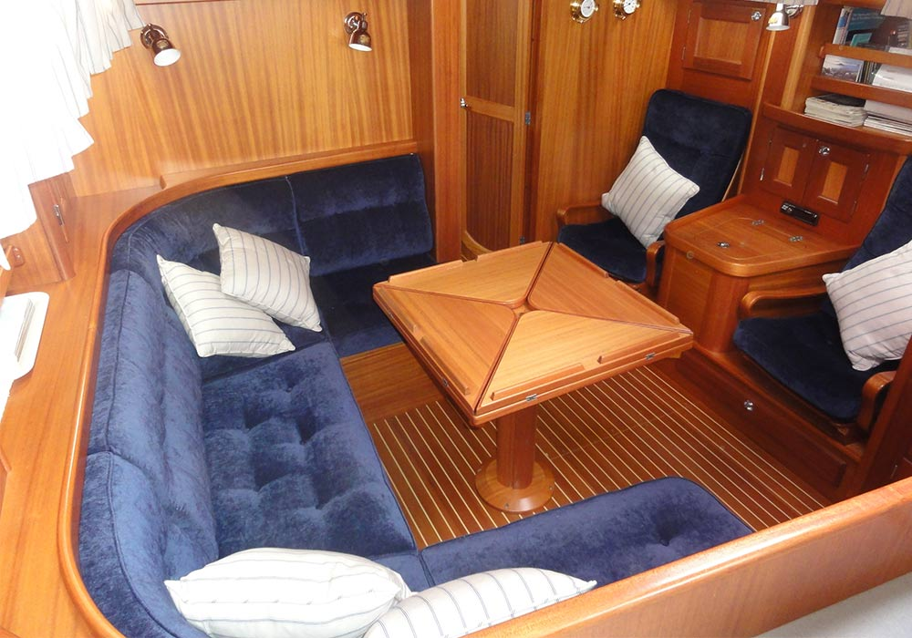 malo boat cabin image photograph recent projects all boat services