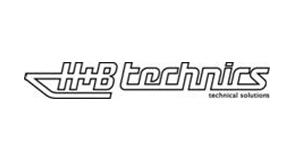 h+b technics logo
