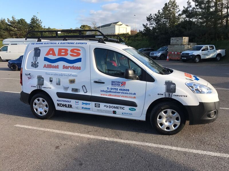 Our mobile installations van